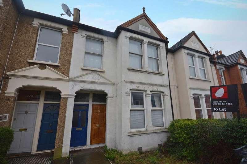 2 Bedrooms Maisonette Flat for sale in Sangley Road London SE6
