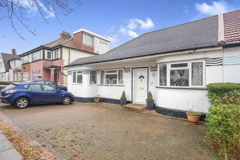 3 Bedrooms Bungalow for sale in Highview Gardens, Edgware, HA8