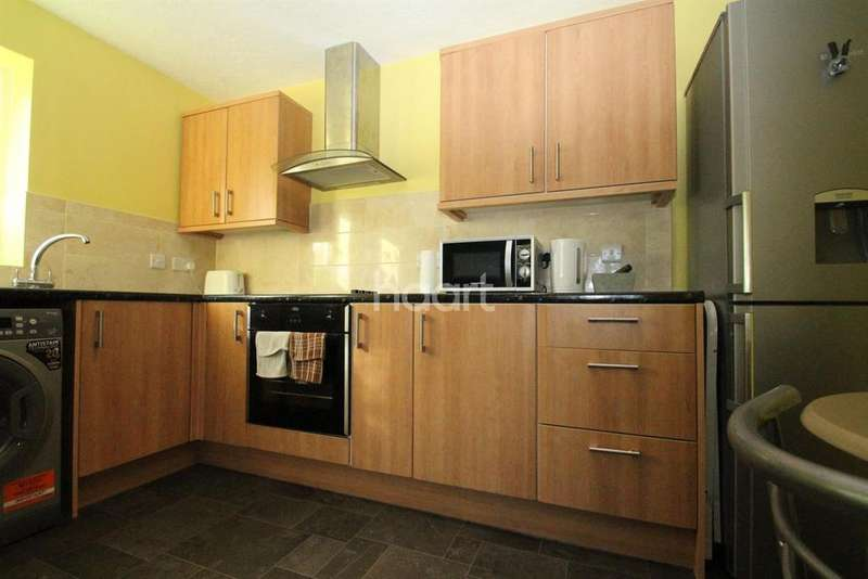 1 Bedroom Flat for sale in Burton Court, Peterborough