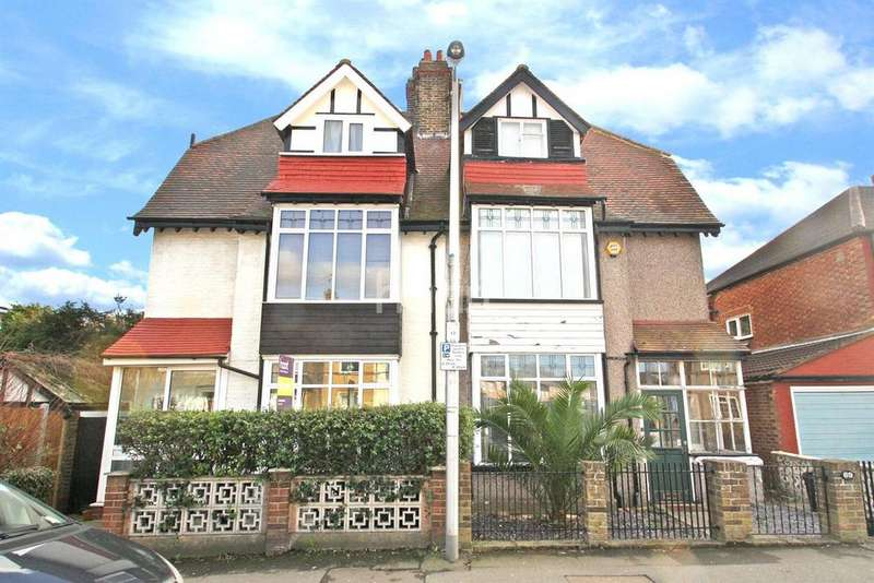 3 Bedrooms Semi Detached House for sale in Mulberry Way, South Woodford, London, E18