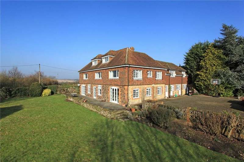 7 Bedrooms Detached House for sale in Winfield Lane, Crouch, Sevenoaks, TN15