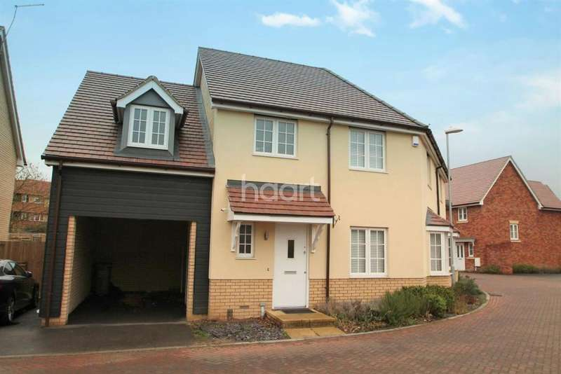 4 Bedrooms Semi Detached House for sale in Northlands Place, Basildon