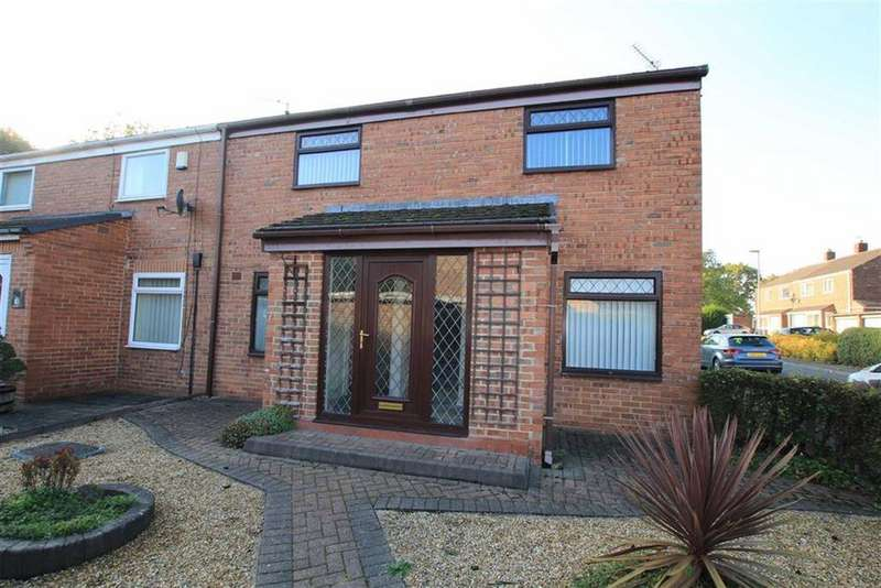3 Bedrooms Terraced House for sale in Watson Road, Newton Aycliffe, County Durham