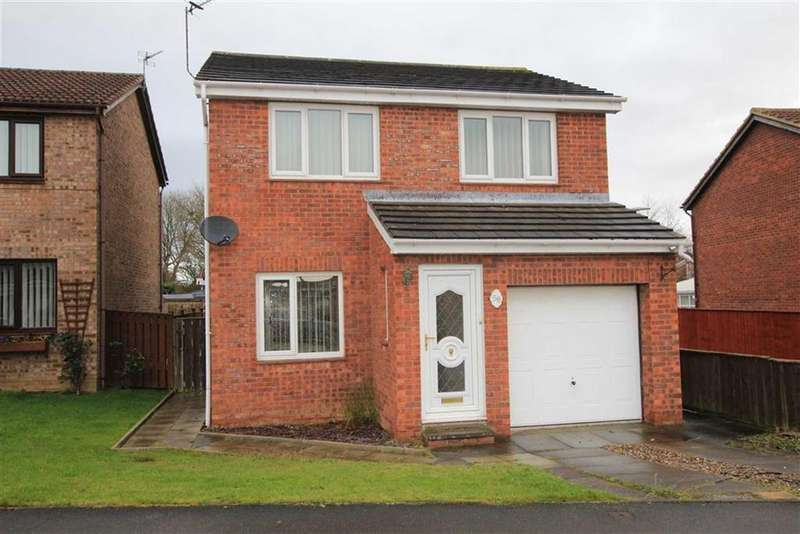 3 Bedrooms Detached House for sale in Pemberton Road, Newton Aycliffe, County Durham