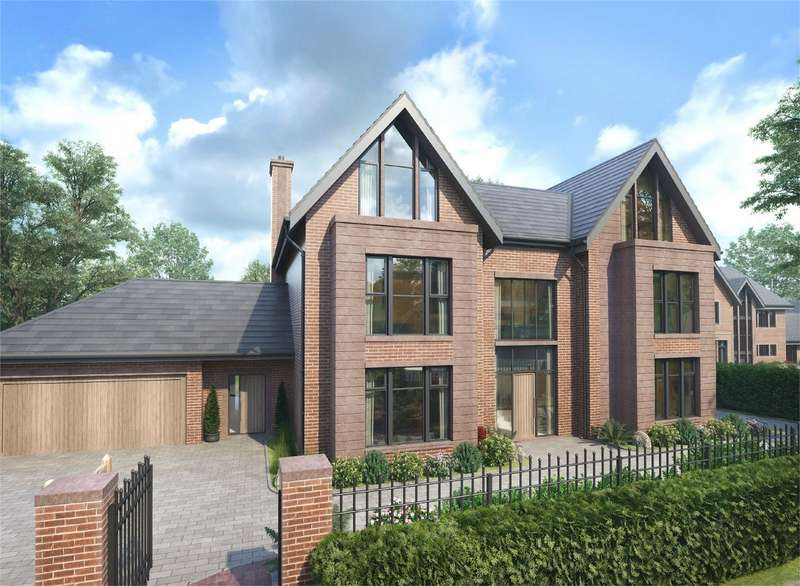 5 Bedrooms Detached House for sale in 1 Burnthwaite Hall, Old Hall Lane, Lostock, Bolton, Lancashire