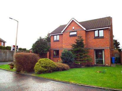 4 Bedrooms Detached House for sale in Barnfield Close, Thornton-Cleveleys, FY5