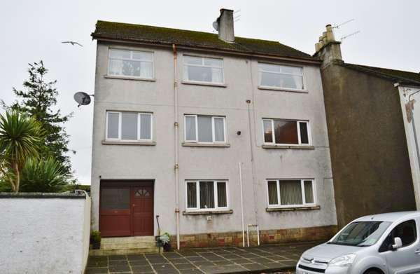 3 Bedrooms Flat for sale in 38M Gateside Street, Largs, KA30 9LJ