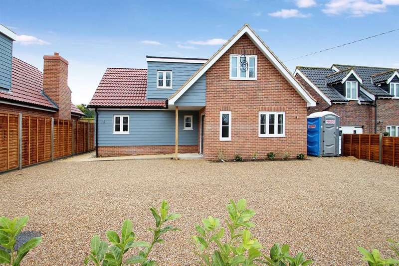 4 Bedrooms Chalet House for sale in Hollyhock, Byng Hall Road, Ufford, Woodbridge