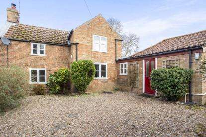 2 Bedrooms Link Detached House for sale in Wimbotsham, King's Lynn, Norfolk