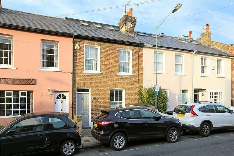 3 Bedrooms Terraced House for sale in Westfields Avenue, Little Chelsea, Barnes, London, SW13