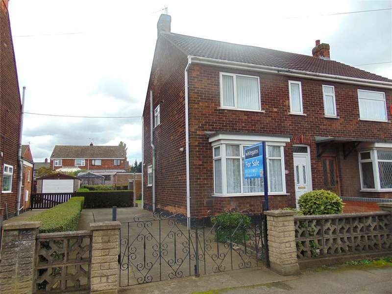 3 Bedrooms Semi Detached House for sale in Neville Road, Scunthorpe, North Lincolnshire, DN16