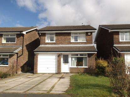 3 Bedrooms Detached House for sale in Hague Bush Close, Lowton, Warrington, Greater Manchester