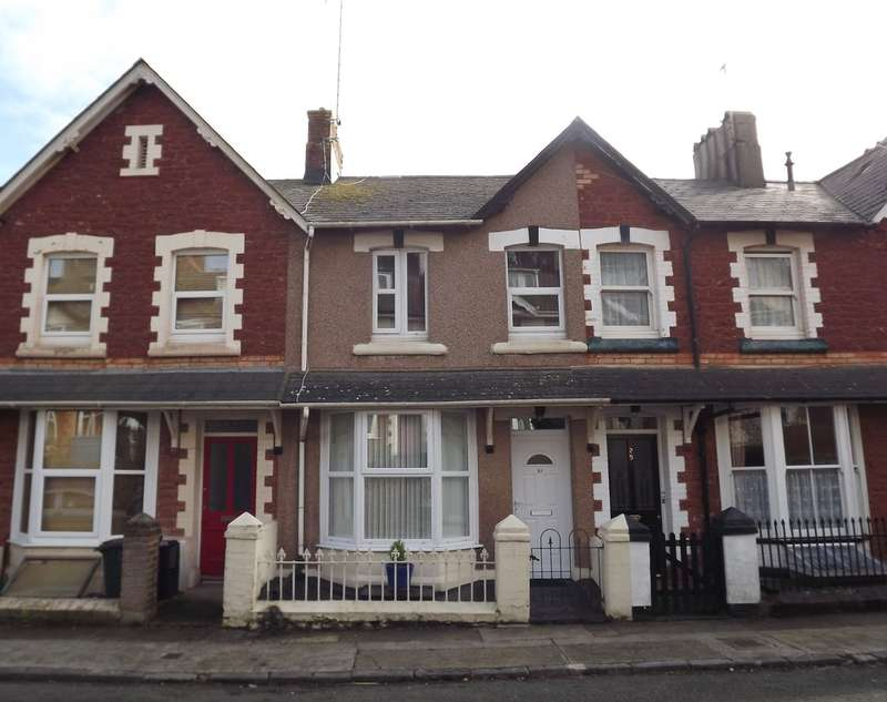 3 Bedrooms Terraced House for sale in Innerbrook Road, Chelston, Torquay