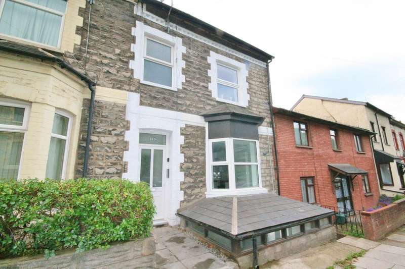 1 Bedroom Flat for sale in Windsor Road, Penarth, Vale of Glamorgan. CF64 1JE