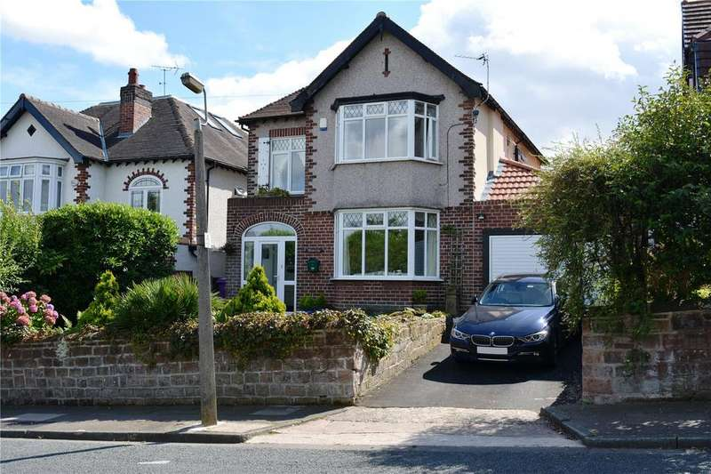 3 Bedrooms Detached House for rent in Woolton Hill Road, Liverpool, Merseyside, L25