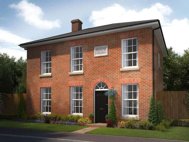 4 Bedrooms Detached House for sale in Plot 13, St George's Park, George Lane, Loddon, Norwich, NR14