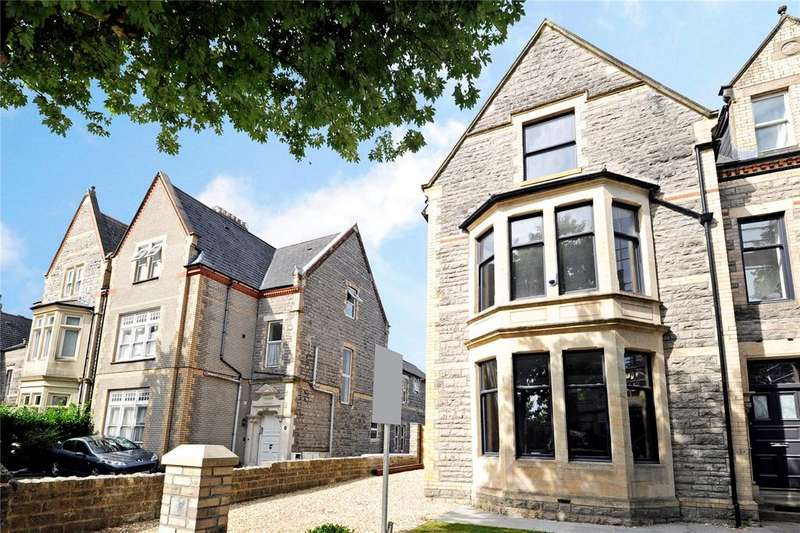 5 Bedrooms Semi Detached House for sale in Plymouth Road, Penarth, South Glamorgan, CF64