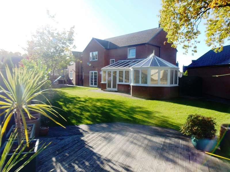 5 Bedrooms Detached House for sale in The Willows, Durdar, Carlisle