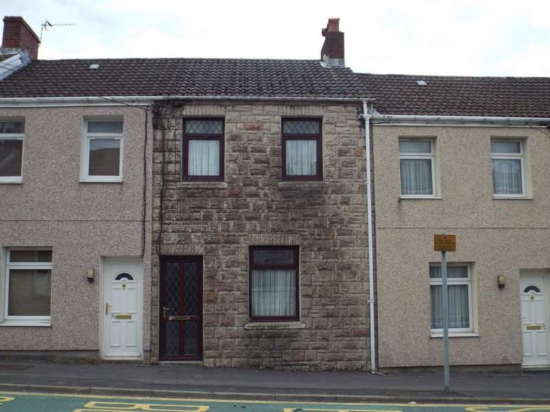 2 Bedrooms Terraced House for sale in High Street, Tumble, Tumble, Carmarthenshire