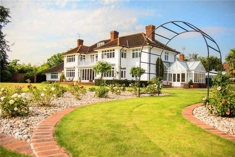 5 Bedrooms Unique Property for sale in Willian Road, Hitchin, Hertfordshire