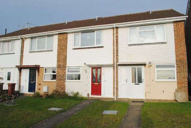 2 Bedrooms Terraced House for sale in St John's Avenue, Kingsthorpe, Northampton NN2 8QZ