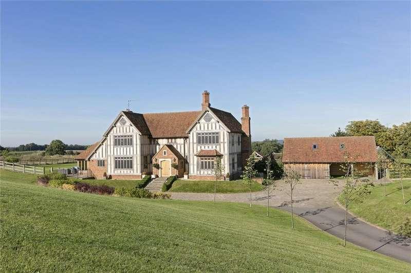 6 Bedrooms Unique Property for sale in Kington Lane, Claverdon, Warwickshire, CV35