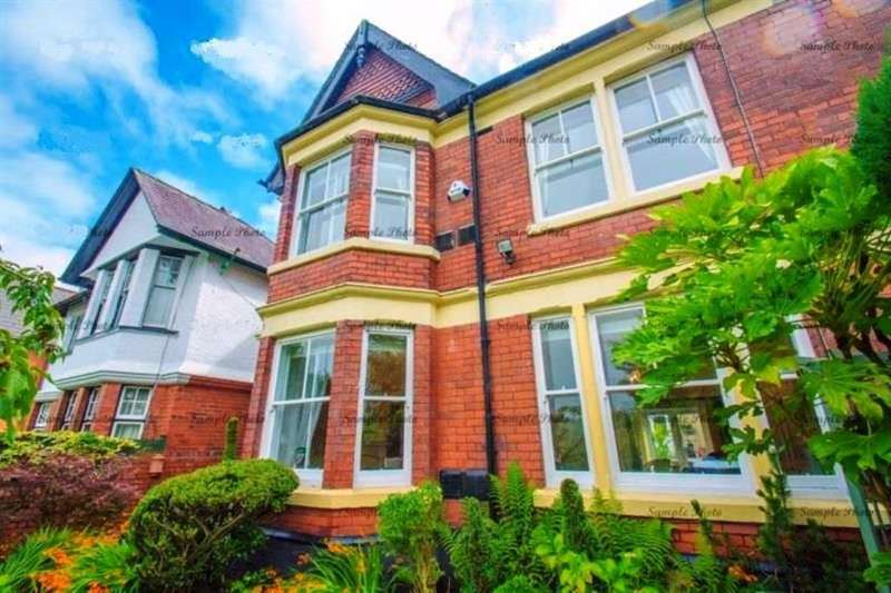 4 Bedrooms Semi Detached House for sale in Park View, Pontypool