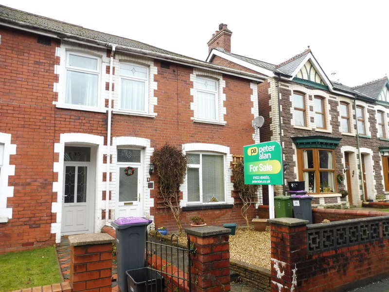 2 Bedrooms End Of Terrace House for sale in The Highway, New Inn, Pontypool