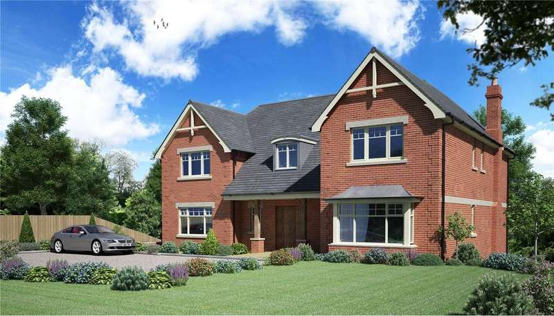5 Bedrooms Detached House for sale in Meadow View, 26 Whitby Road, Milford on Sea, Lymington, SO41