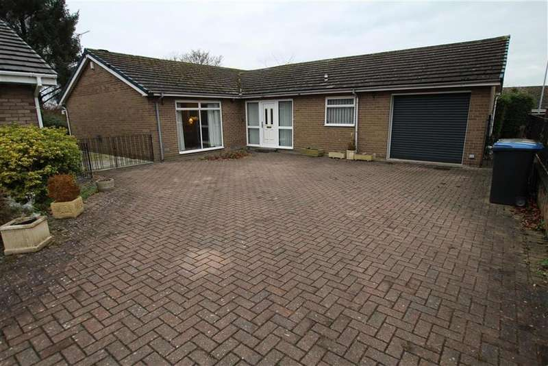 3 Bedrooms Detached Bungalow for sale in Jenison Close, Newton Aycliffe, County Durham