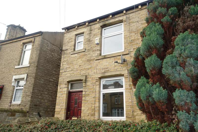 2 Bedrooms Terraced House for sale in Moorbottom Road, Thornton Lodge, Huddersfield, HD1 3JL