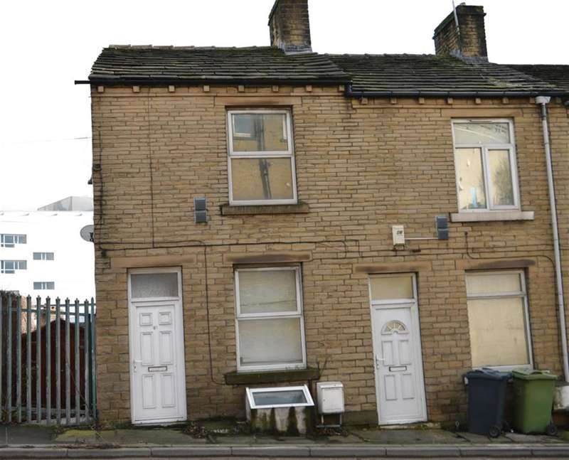 2 Bedrooms Terraced House for sale in Outcote Bank, Huddersfield, HD1 2NS