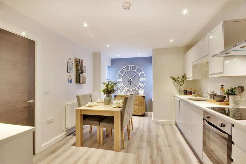 1 Bedroom Flat for sale in Burnside Court, Sandhurst Road, Tunbridge Wells, Kent, TN2