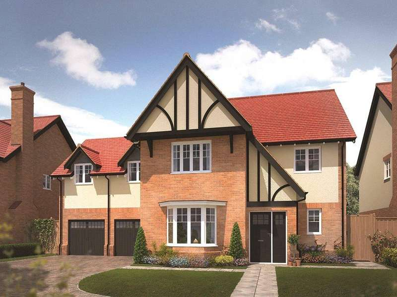 5 Bedrooms Detached House for sale in Plot 2 Chancellor's Wood, Colney Lane, Cringleford, Norwich, NR4