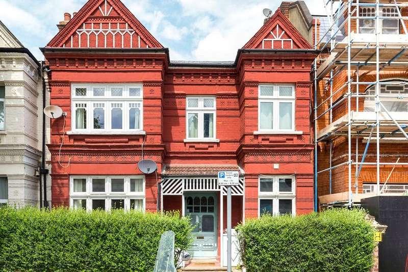 1 Bedroom Flat for sale in Brondesbury Villas, Queen's Park, London, NW6