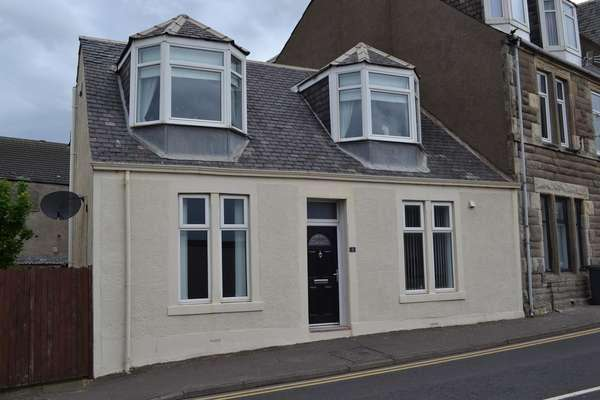 3 Bedrooms Cottage House for sale in 5 Hill Street, Saltcoats, KA21 5ES