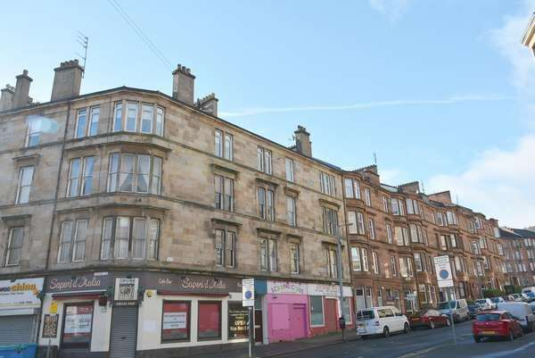 1 Bedroom Flat for sale in 1/1, 3 Bolton Drive, Glasgow, G42 9DX