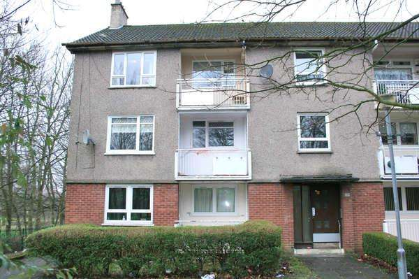 2 Bedrooms Flat for sale in 2/1, 76 Inveresk Street, Greenfield, Glasgow, G32 6TB