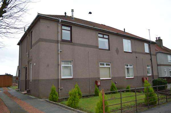 2 Bedrooms Flat for sale in 70 McGregor Avenue, Stevenston, KA20 4BW