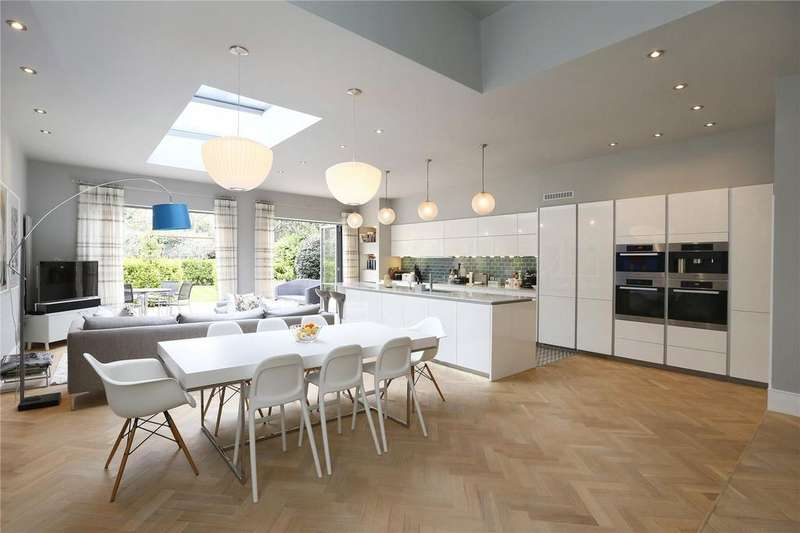7 Bedrooms Terraced House for sale in Routh Road, Wandsworth, London, SW18