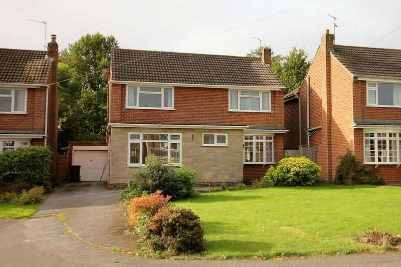 4 Bedrooms Detached House for sale in Church Close, East Leake