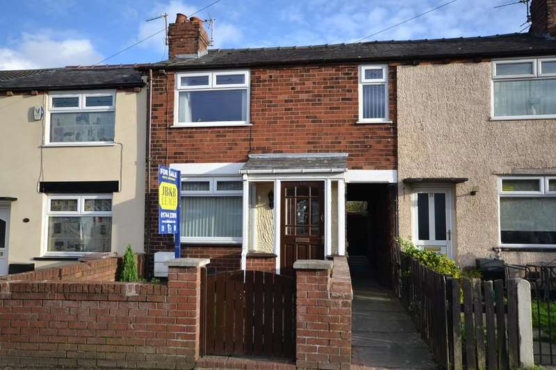 3 Bedrooms Terraced House for sale in Yewtree Avenue, St. Helens