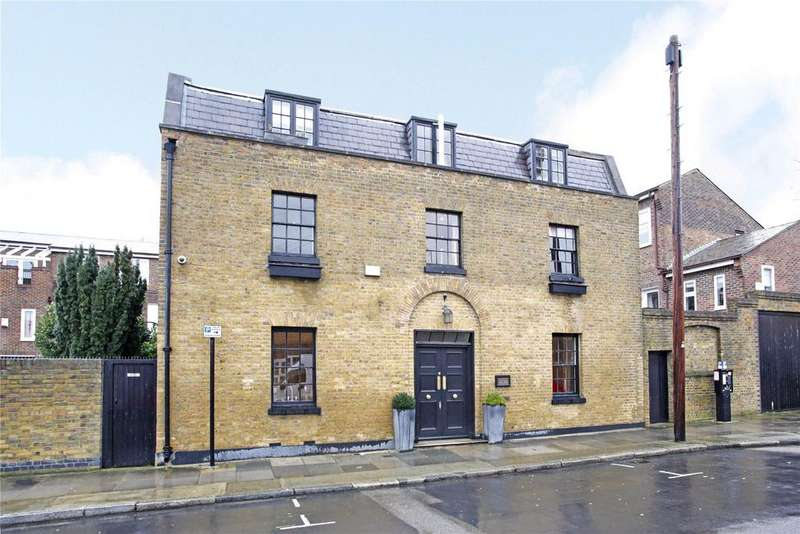 4 Bedrooms Detached House for sale in Roan Street, Greenwich, London, SE10