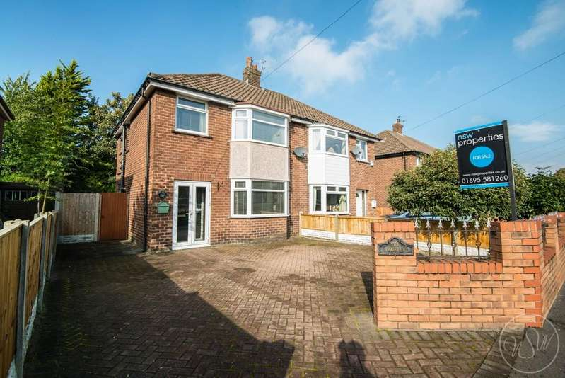 3 Bedrooms Semi Detached House for sale in Burscough Street, Ormskirk