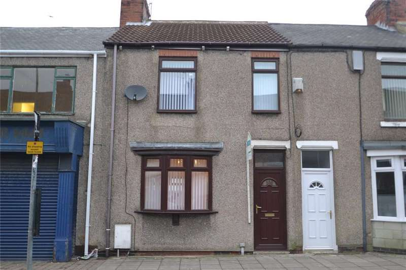 3 Bedrooms Terraced House for sale in Alexandra Terrace, Wheatley Hill, Co.Durham, DH6