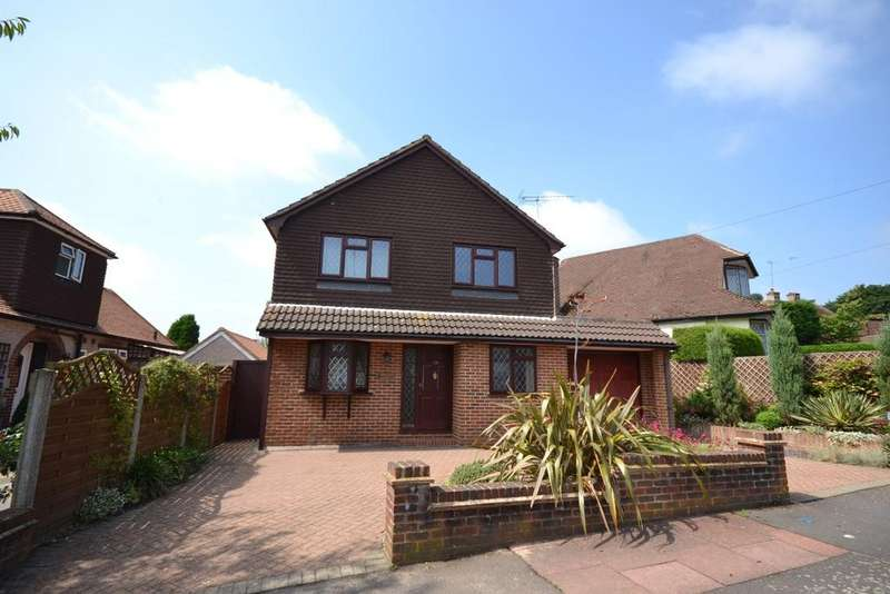 4 Bedrooms Detached House for sale in Courtfield Rise West Wickham BR4