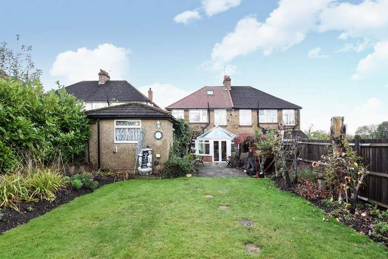 4 Bedrooms Semi Detached House for sale in Archery Road London SE9