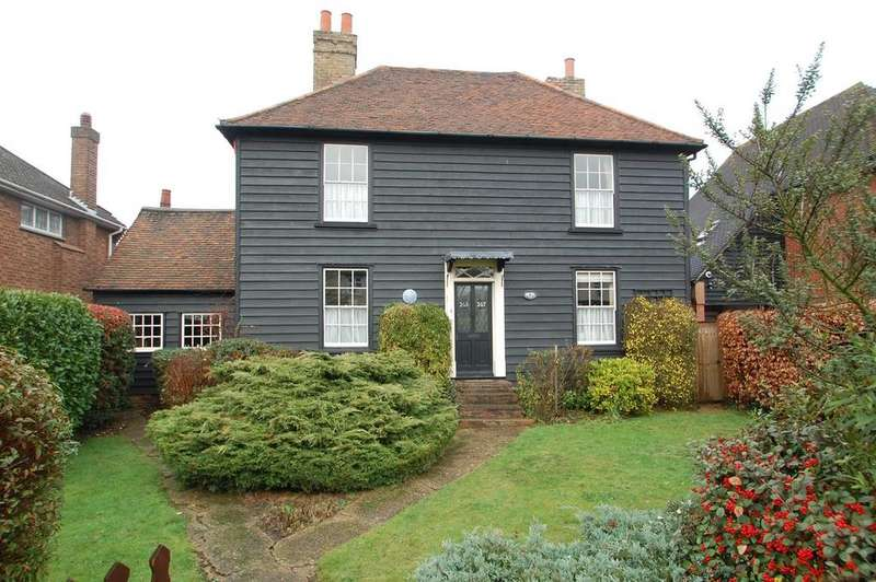 4 Bedrooms Detached House for sale in St Marys Lane, Upminster, Essex, RM14