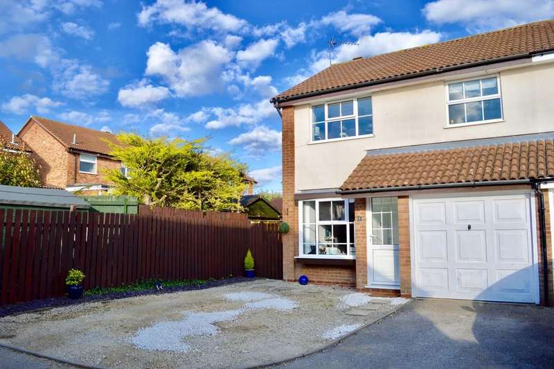 4 Bedrooms Semi Detached House for sale in Bishops Close, Brackley