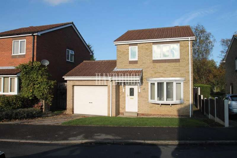 3 Bedrooms Detached House for sale in Ferndale Drive, Bramley